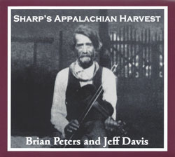 Sharp's Appalachian Harvest (CD) front)