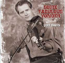 Some Fabulous Yonder cover, by Jeff Davis.